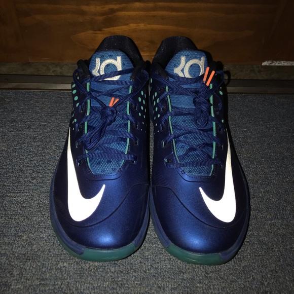 huge inventory ce217 9c21d Nike KD 7 Elite Shoes Elevate Gym Blue
